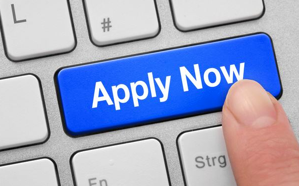 Fall Application Now Open