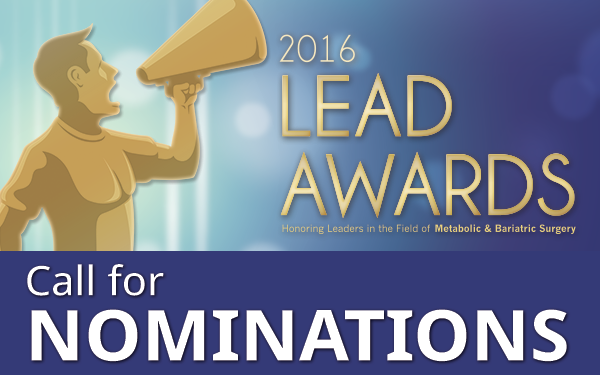 Submit Your LEAD Award Nominations