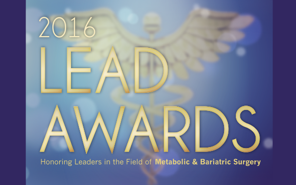 Announcing 2016 LEAD Award Recipients
